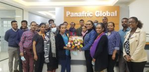 Thank you, Nyala Insurance S.C for your good wishes. We are grateful to have you as a partner.